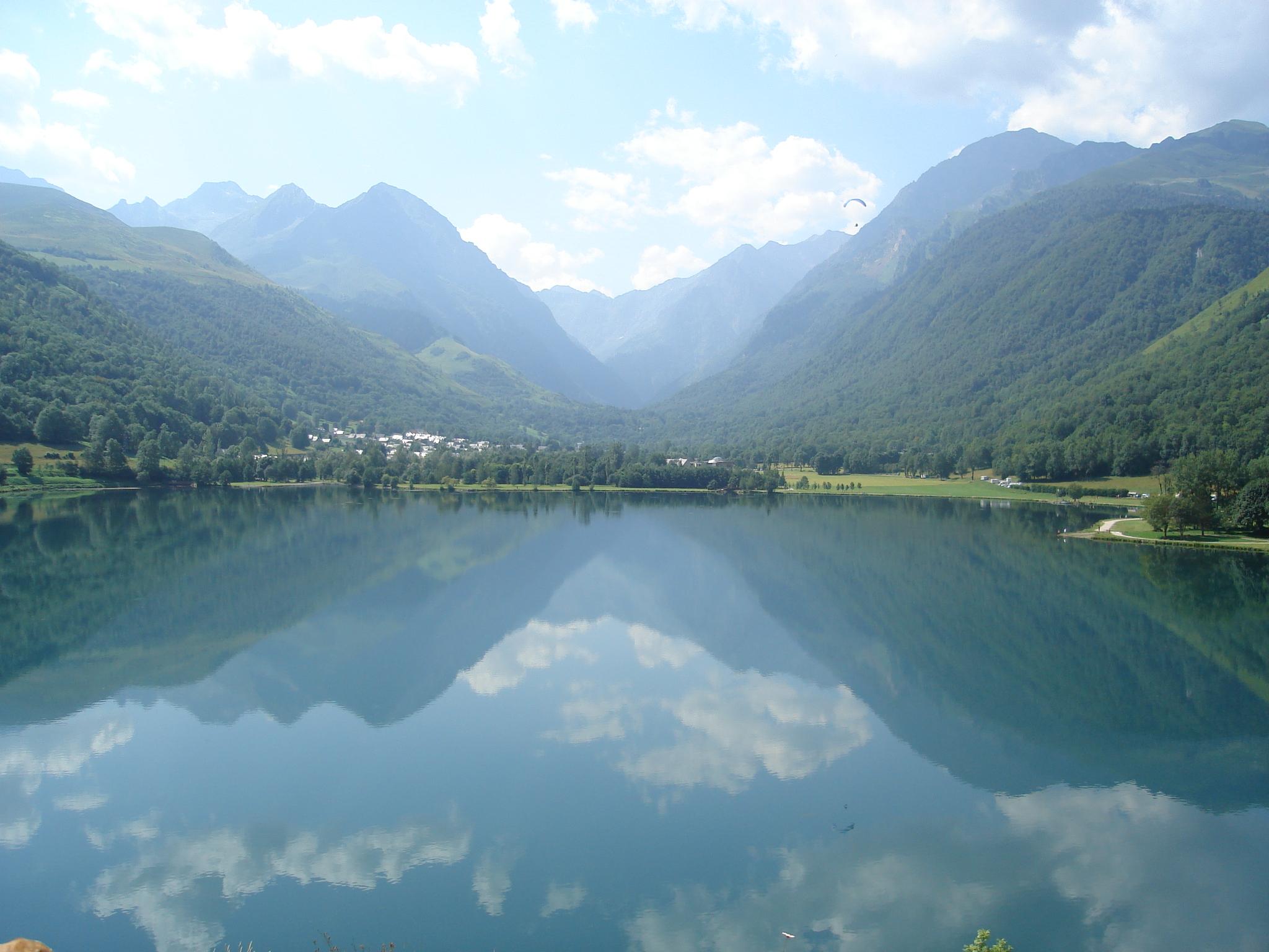 lac Génos Loudenvielle